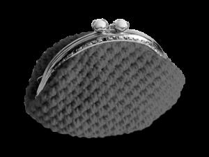 Monedericos y bolsos de ganchillo